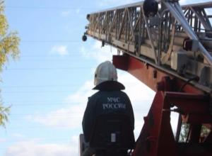 Тамбовские пожарные нейтрализовали возгорание прямо в суде