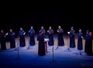 Праздник музыки от братьев. В Тамбове выступил хор Свято-Данилова монастыря