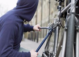 Идеальное преступление осталось в мечтах у невезучего вора велосипедов