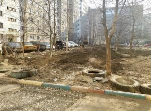 Канавкам «бой». Разрытые котлованы в тамбовских дворах ликвидируют до 10 декабря