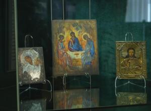 В дом музей Асеевых передадут икону «Иверская Божия Матерь»