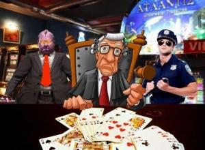 Депутат, адвокат и экс-полицейский попались на организации незаконной игровой деятельности
