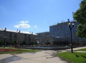«Речной» сквер и площадь Льва Толстого «облагородят» за два года