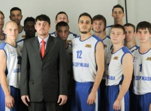 БК «Держава» совершил победный дебют в чемпионате АСБ высшего дивизиона
