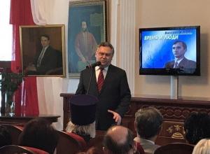 В день рождения первого мэра города в администрации Тамбова открылась выставка памяти Коваля