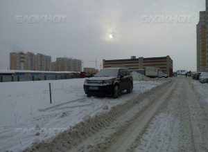 «Ставлю машину, как хочу!» или особенности тамбовской парковки в зимний период