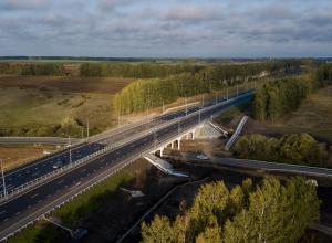 55 километров федеральных дорог отремонтировали в регионе за уходящий год