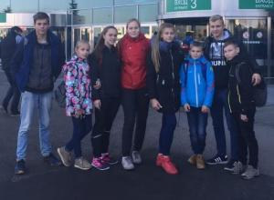 Юные тамбовские спортсмены отправились на всероссийский фестиваль ГТО