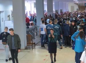 Около 1000 человек пришли сегодня на день открытых дверей в Тамбовский технический университет