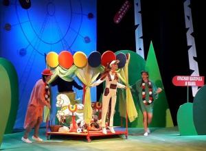 Детям и подросткам Тамбова не дают скучать театралы