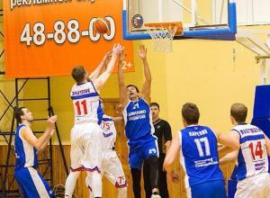 Победу в первом домашнем матче наступившего года одержал БК «Тамбов»