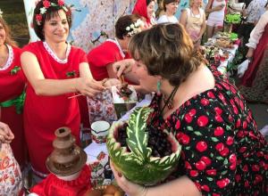 Количество гостей фестиваля «Вишневый сад» в Уварово превзошло все ожидания организаторов