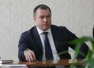 Александр Кузнецов ушел с должности мэра Мичуринска