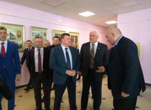 Губернатор открыл Дом культуры в Ивановке