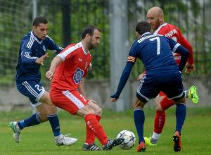 ФК «Тамбов» победил вице-чемпиона Армении с разгромным счетом