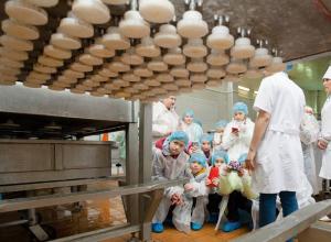 Посетить сыродельный завод в Бондарях могут юные тамбовские туристы