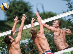 Традиционный турнир по пляжному волейболу предстоит в выходные