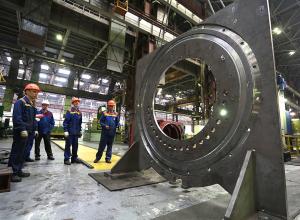 Рост промышленного производства в Тамбовской области выше показателя по стране