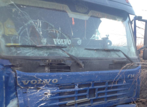 Смертельное ДТП: взрыв колеса привел к гибели водителя на трассе Тамбов-Шацк
