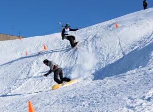 Сноубордисты «зажгут» на горнолыжном склоне в Тамбове