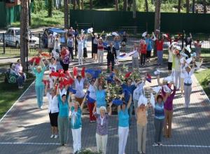 Клип для ютюба сняли тамбовские пенсионеры для поддержки любимого города на всероссийском конкурсе