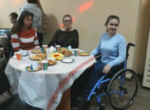 В Тамбове отметили День инвалида