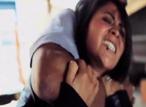 Девушка спрыгнула со второго этажа, спасаясь от посягательств насильника в центре Тамбова