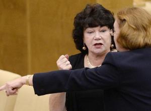 Тамбовчанка Тамара Плетнева предложила запретить сайты знакомств. Да и вообще ограничить Интернет
