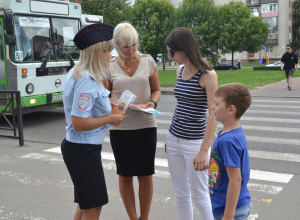 На Тамбовщине проверят, помнят ли дети, как переходить дорогу