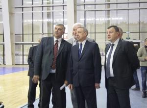 Полномочный представитель Президента РФ в ЦФО Александр Беглов прибыл с рабочим визитом в Тамбовскую область