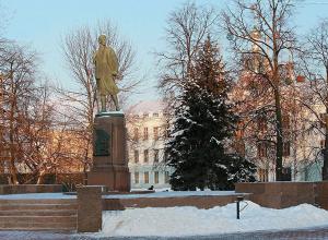 В Тамбове отметили 75-летие подвига Зои Космодемьянской