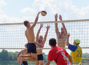 Важно участие: как волейболисты области отыграли прошедшим субботним днем?