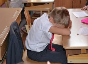 Юные тамбовчане приступили к учебе после незапланированных каникул