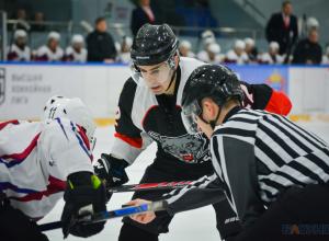 ХК «Тамбов» открыл год уверенной победой над «Алтаем» на родном льду