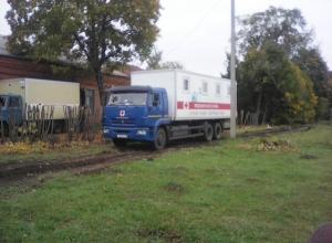 Автопоезд «Забота» побывал в Староюрьевском районе