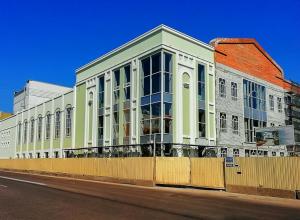 Тамбовскую филармонию оборудуют на 200 млн рублей