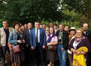 Губернатор провел экскурсию в Доме-музее Мичурина