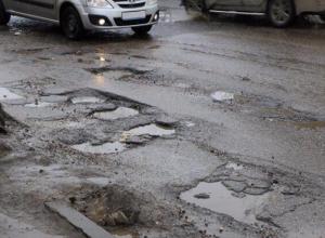 «Карта убитых дорог» проинспектирует бездорожье Тамбова