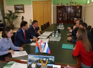 ИT-проекты в сфере АПК Тамбовской области будут реализовываться с фондом Сколково