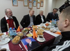 Путин – в президенты, Тамбовщина - в помощь!