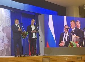 «Это заслуга всей области» Александр Никитин получил премию «Экономист года» в Кремле