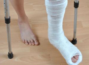 Пьяный 27-летний уфимец сломал ногу полицейскому в Тамбове в ответ на замечание