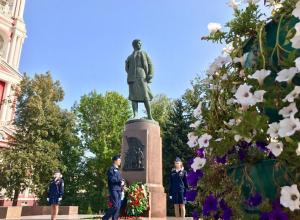 Тамбов отмечает 94-ю годовщину со дня рождения Зои Космодемьянской