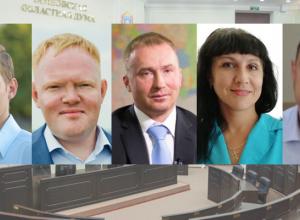 Начало борьбе за депутатское кресло региональной Думы положено