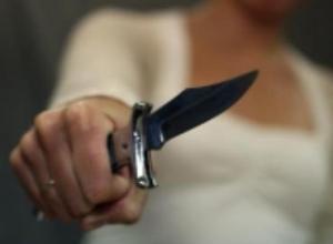 Он её за волосы, она ему нож в грудь. Тамбовчанка обвиняется в убийстве супруга