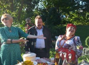 В усадьбе Воейковых пройдет фольклорно-гастрономический праздник