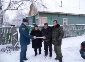 Вторая декада января отмечена на Тамбовщине увеличением количества происшествий