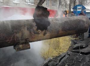 Самые загруженные улицы Тамбова закроют на выходные из-за ремонта теплотрассы
