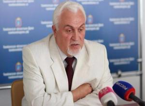 Евгений Матушкин снова избран председателем Тамбовской областной думы