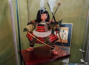 «Япония, которую мы не знаем» — в Тамбове открыта выставка, посвящённая японской культуре